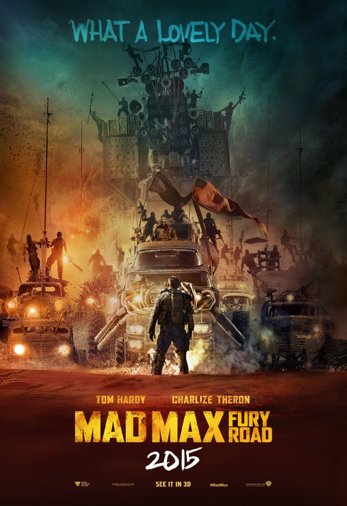Mad Max Fury Road 2015 Cut