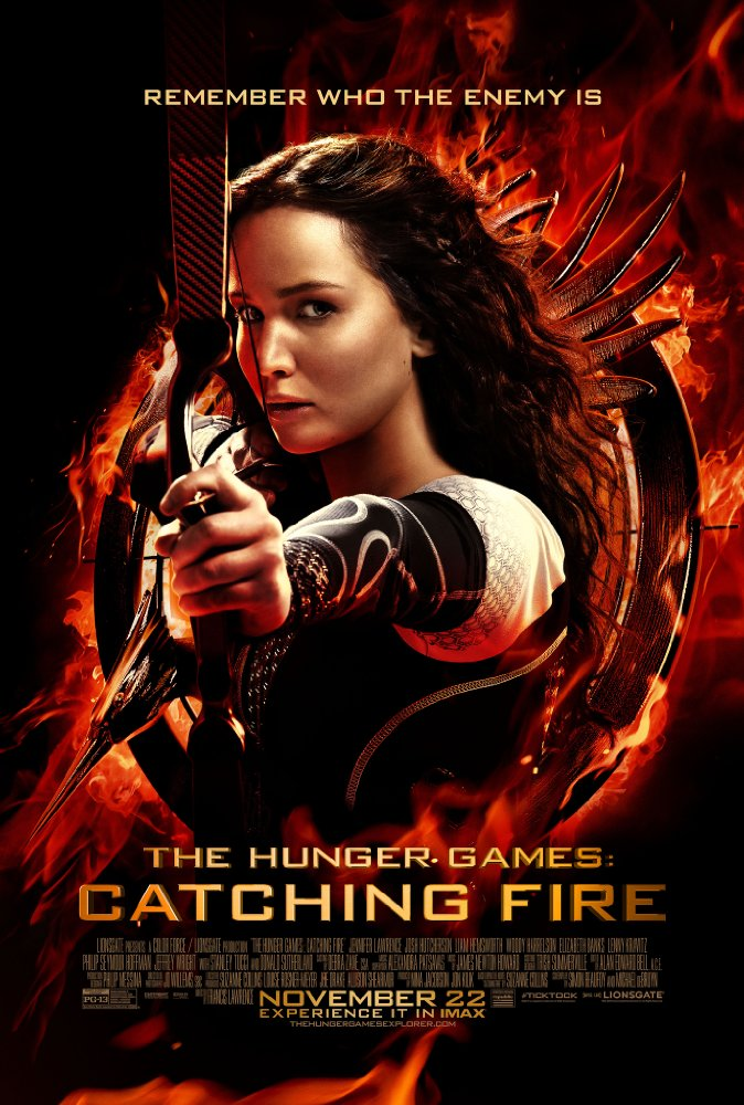 The Hunger Games: Catching Fire (2013) Cut مترجم