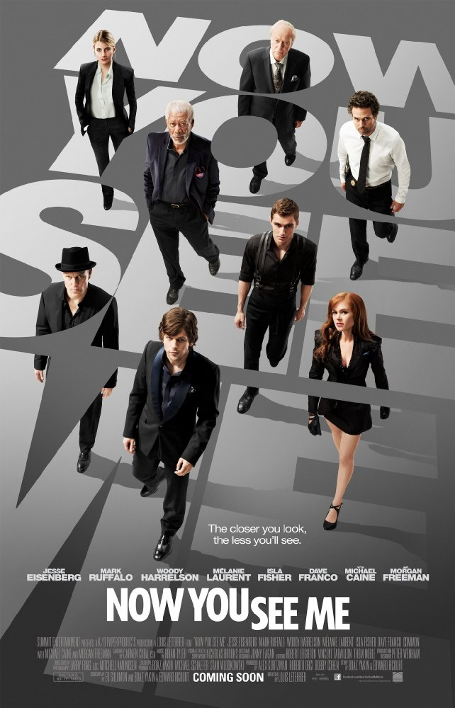 Now You See Me (2013) Cut مترجم