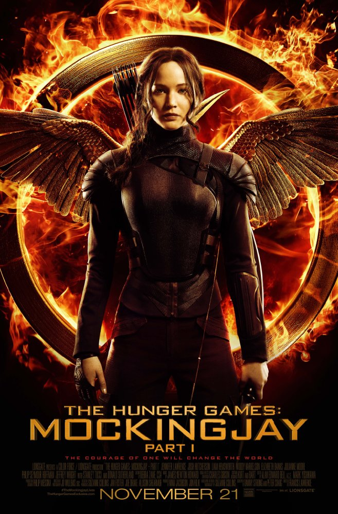 The Hunger Games: Mockingjay - Part 1 (2014) مترجم