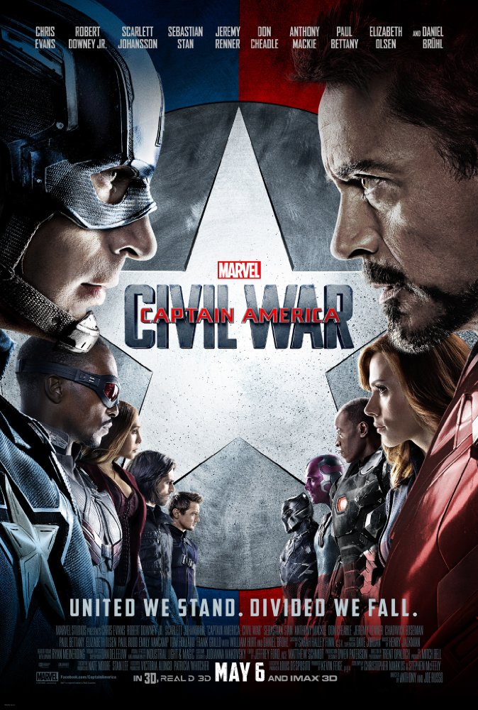 Captain America: Civil War (2016) مترجم