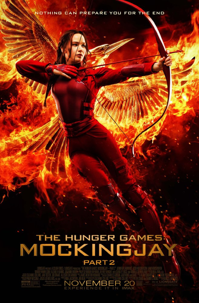 The Hunger Games: Mockingjay - Part 2 (2015) مترجم