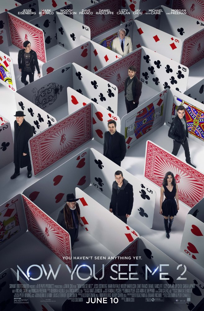 Now You See Me 2 (2016) مترجم