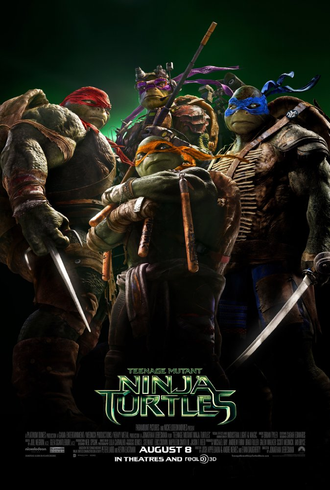 Teenage Mutant Ninja Turtles (2014) مترجم