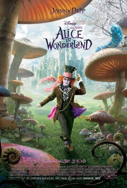Alice in Wonderland (2010) مترجم