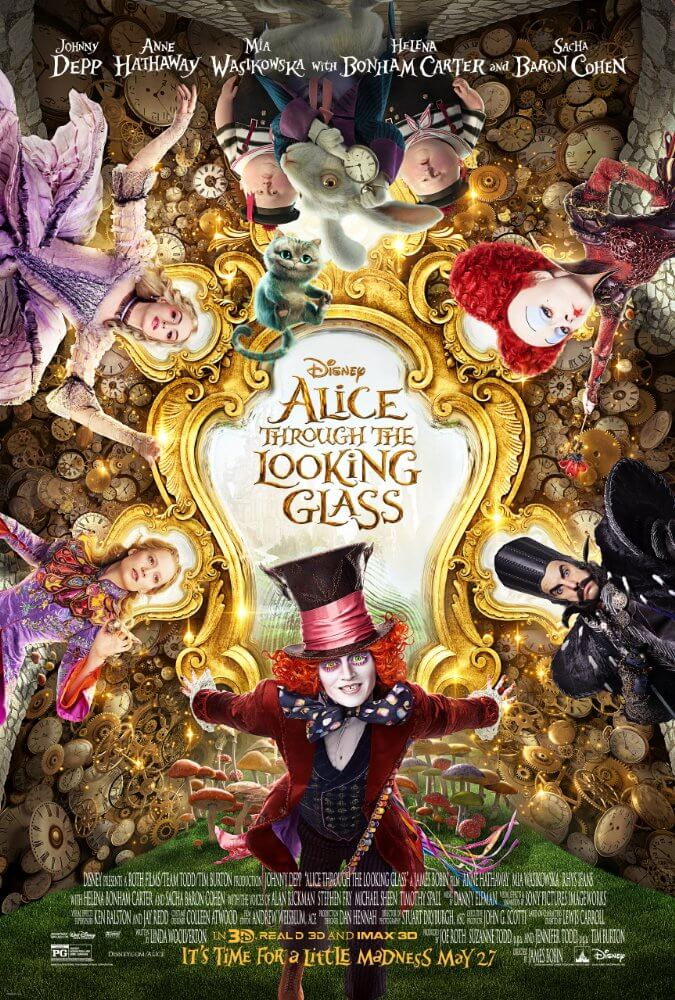Alice Through the Looking Glass (2016) مترجم