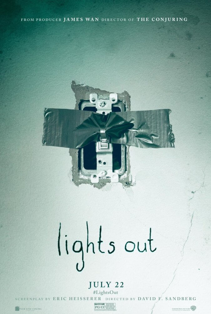 Lights Out (2016) مترجم
