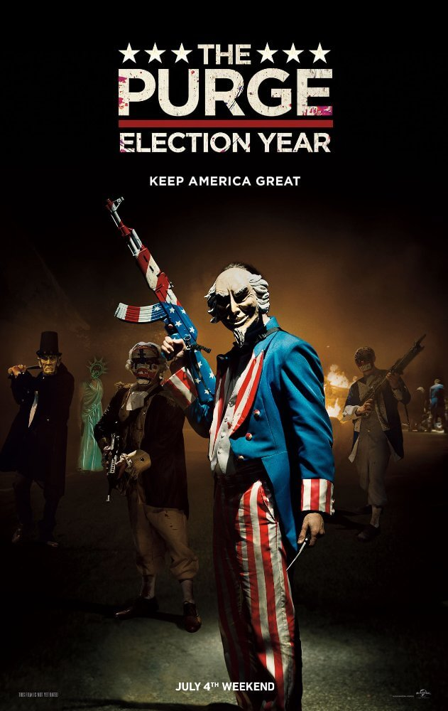 The Purge: Election Year (2016) مترجم