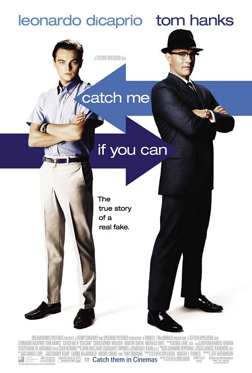 Catch Me If You Can 2002 Cut