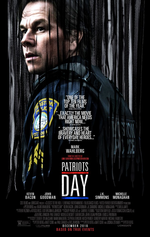 Patriots Day 2016 Cut