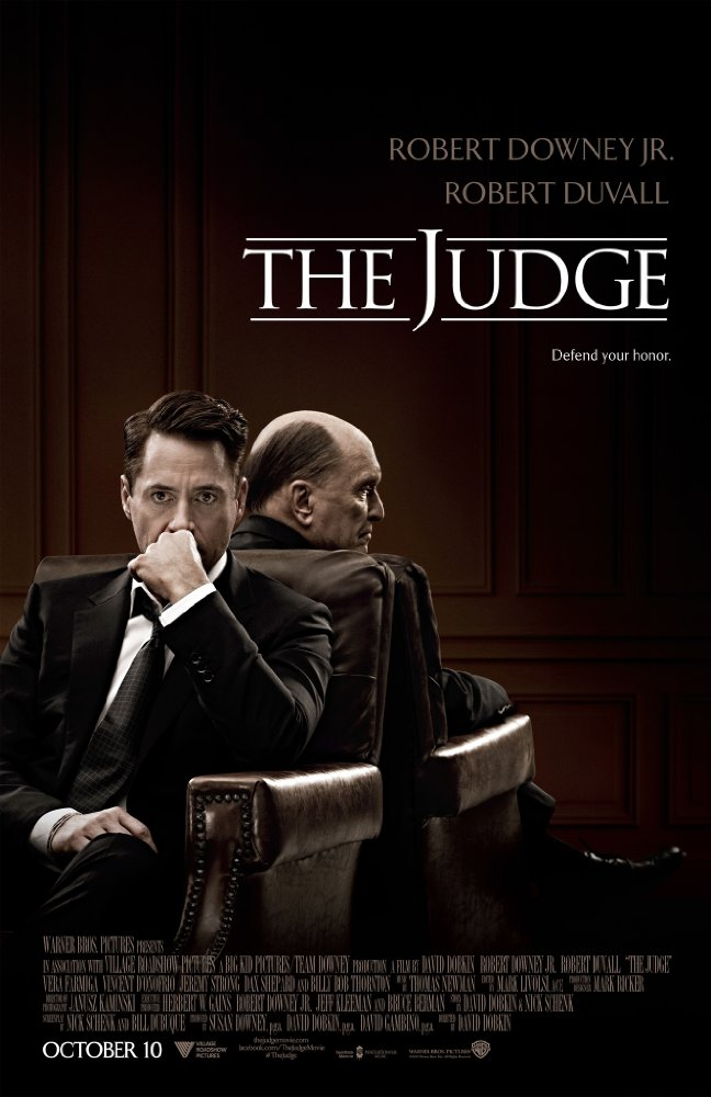 The Judge 2014 Cut