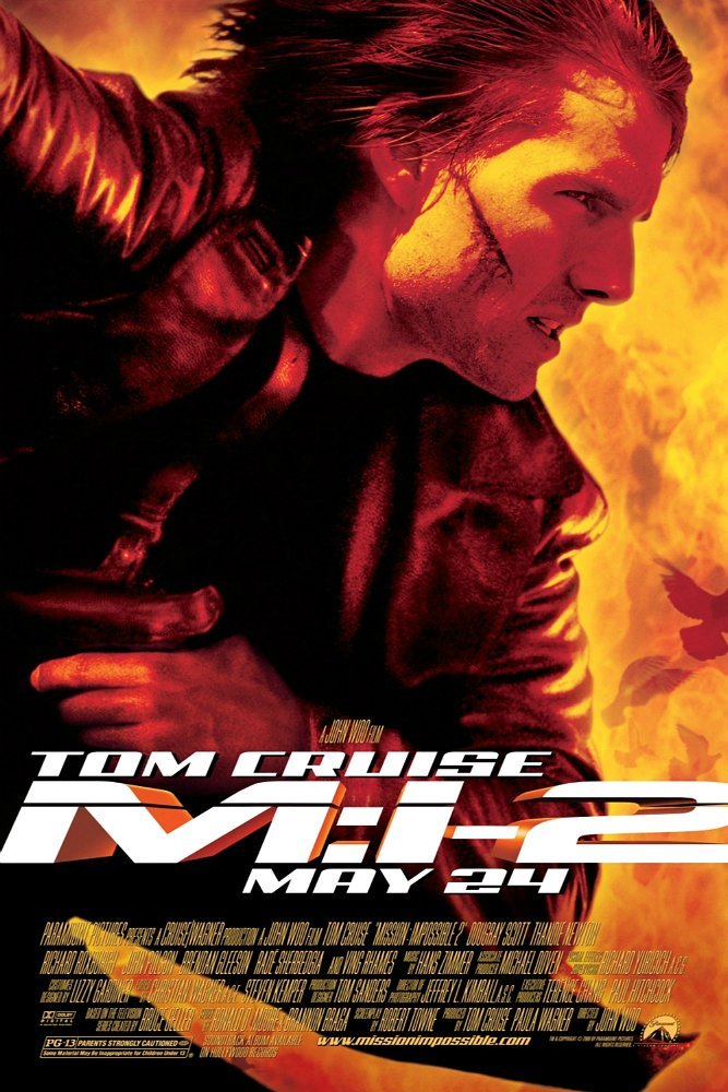 Mission Impossible 2000 cut