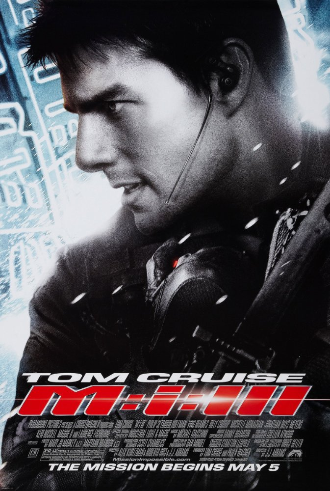 Mission Impossible III 2006 cut