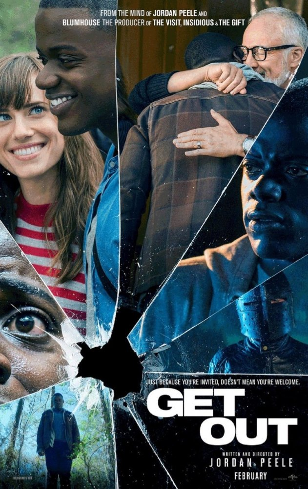 Get Out 2017 Cut