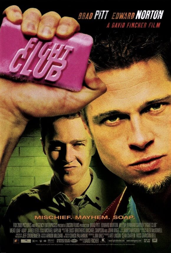 Fight Club 1999 Cut