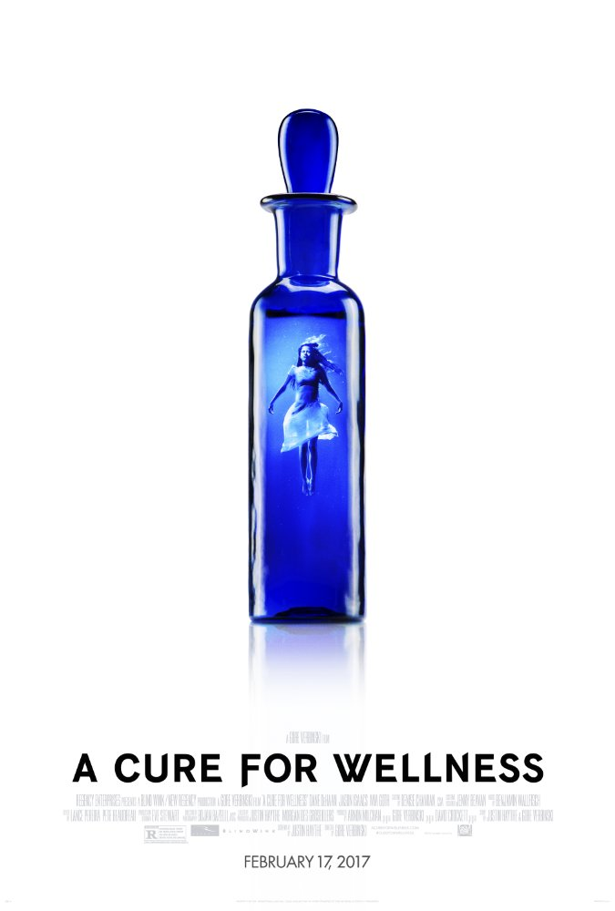 A Cure for Wellness 2016 Cut