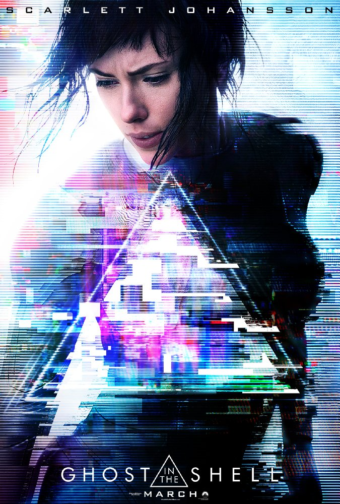 Ghost in the Shell 2017 Cut