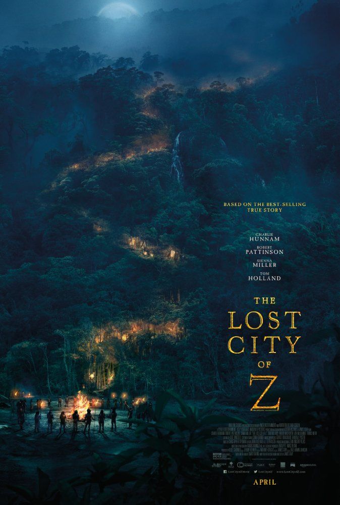 The Lost City of Z 2016 Cut