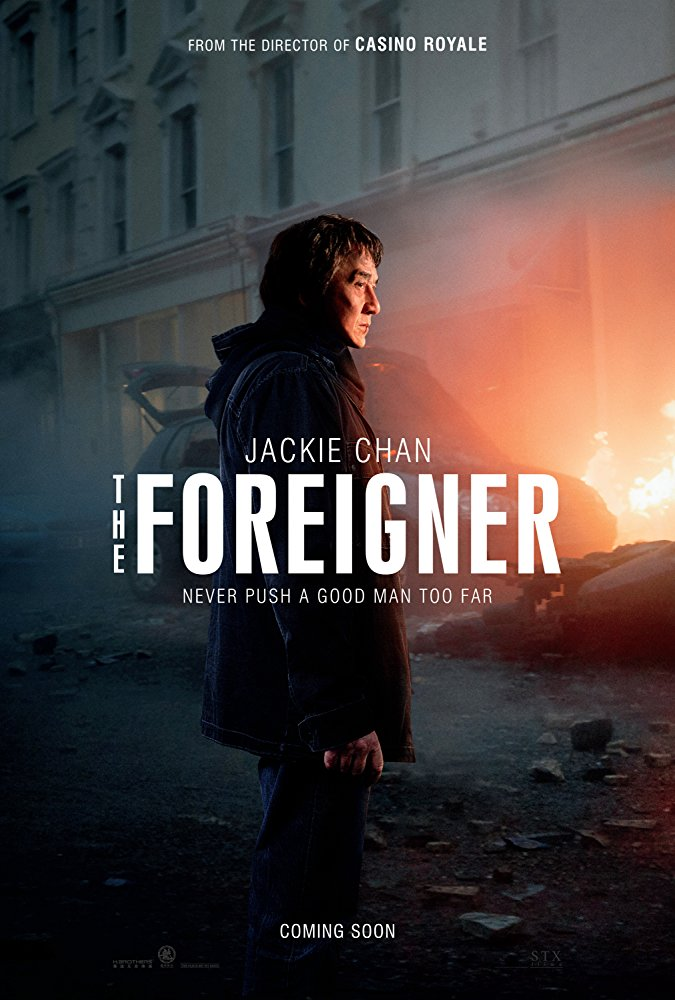The Foreigner 2017 Cut