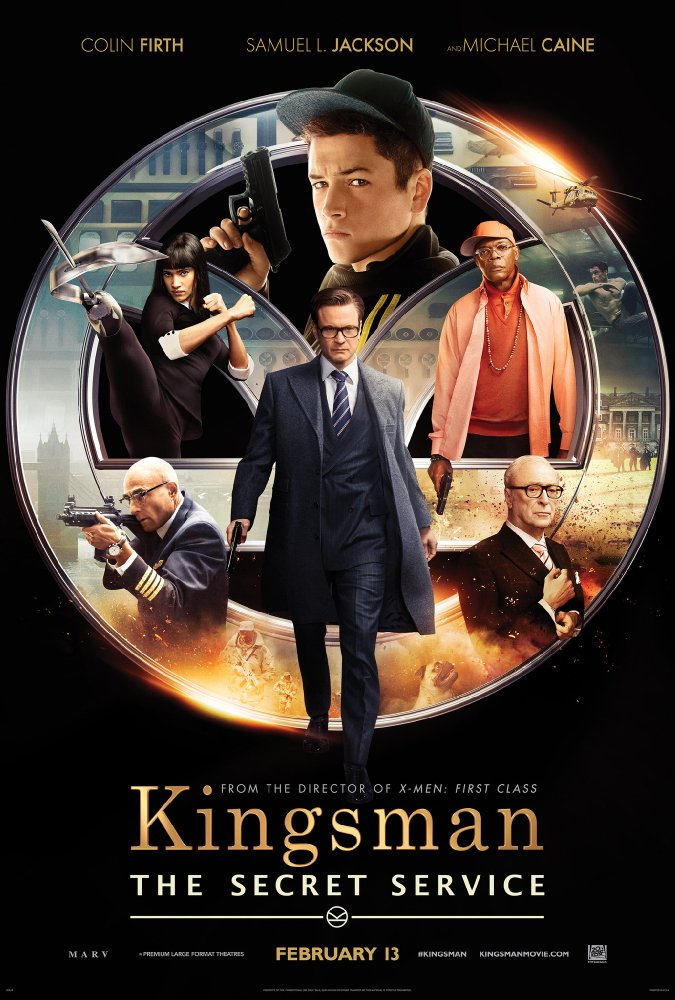 Kingsman The Secret Service 2014 Cut