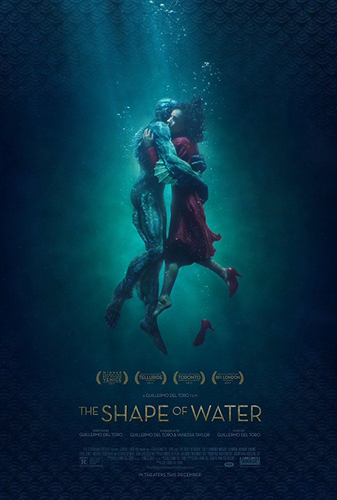 The Shape of Water 2017 Cut