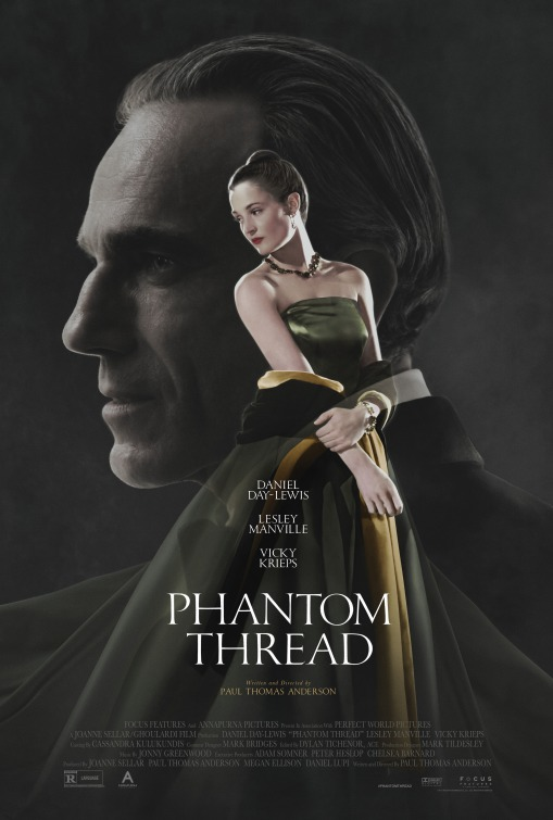 Phantom Thread 2017 Cut