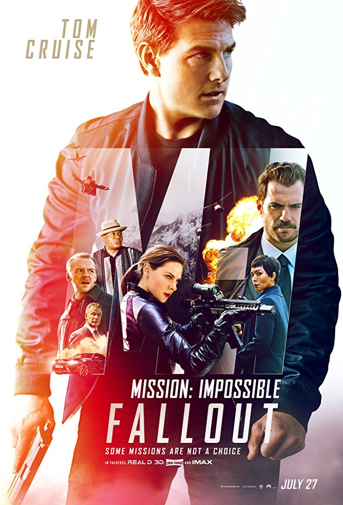 Mission: Impossible - Fallout 2018