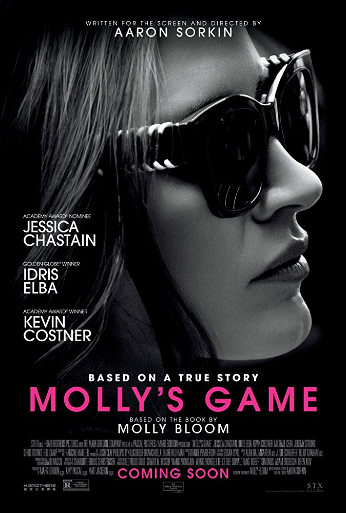 Molly's Game 2017 Cut