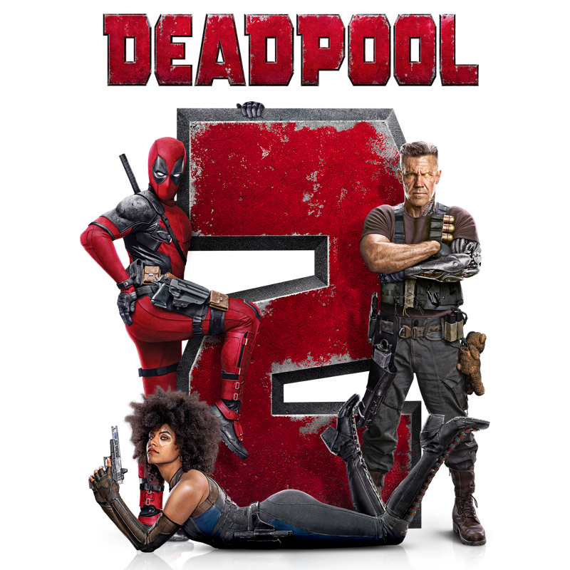 Deadpool 2 2018 Cut