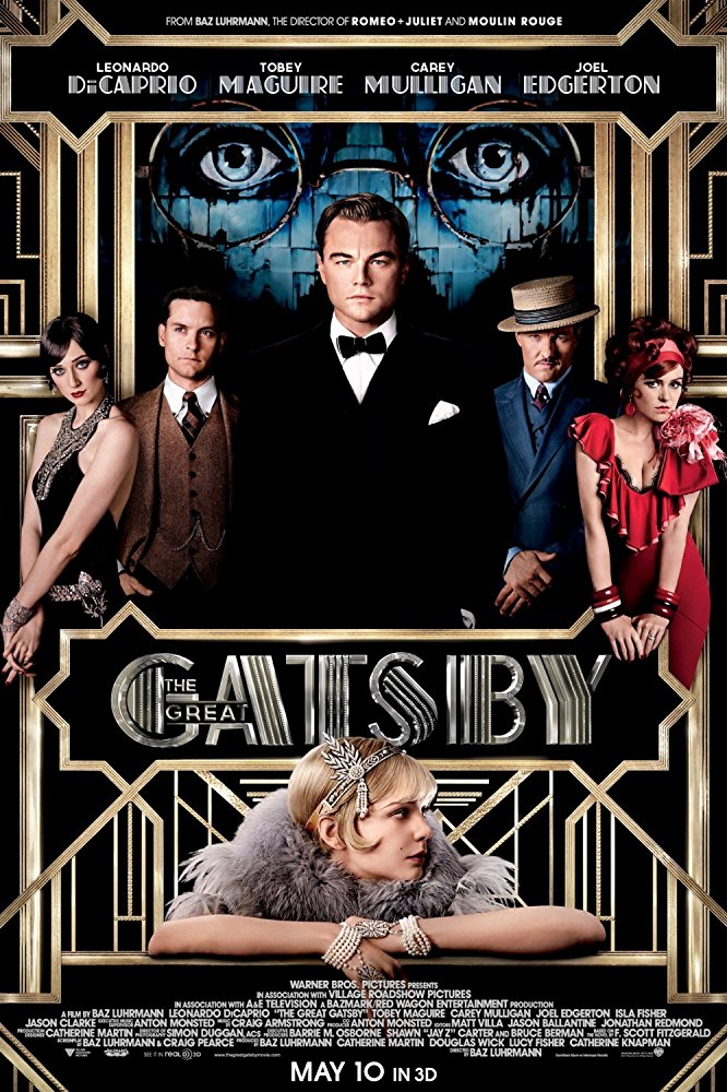 The Great Gatsby 2013 Cut
