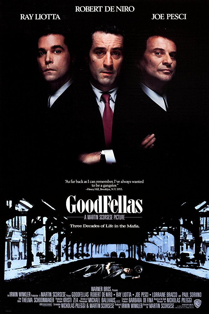 Goodfellas 1990 Cut