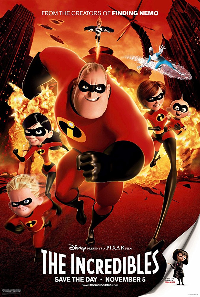 The Incredibles 2004