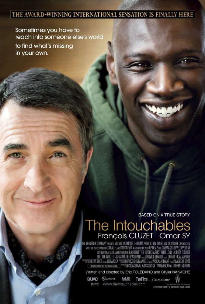 The Intouchables 2011 Cut