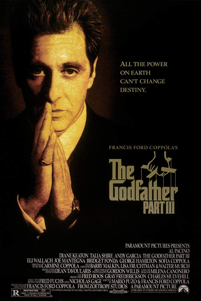 The Godfather Part III 1990 Cut