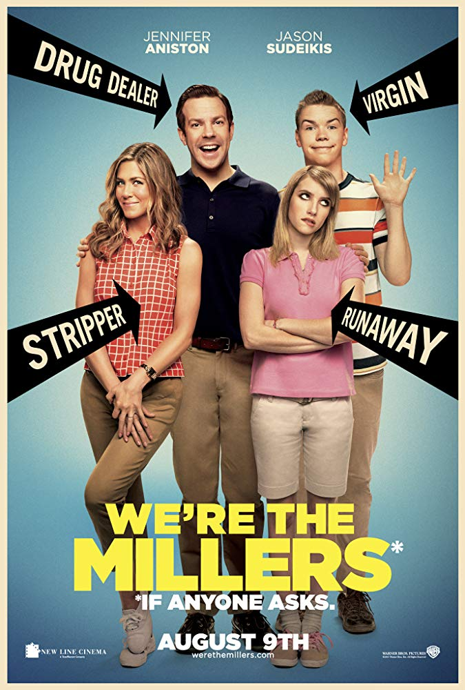 We're the Millers 2013 Cut