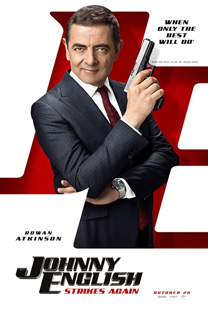 Johnny English Strikes Again 2018 Cut