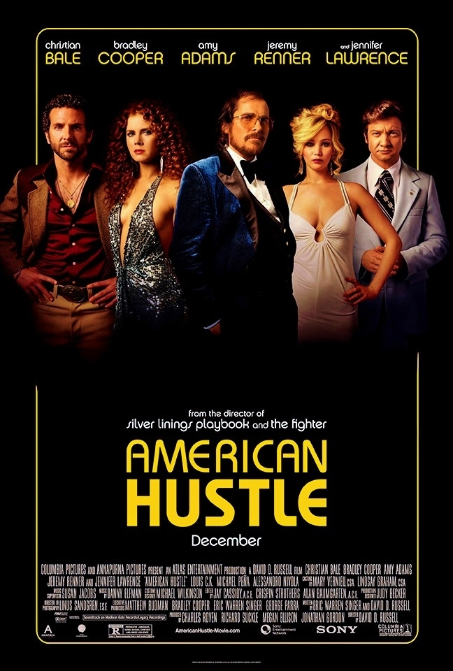 American Hustle 2013 Cut