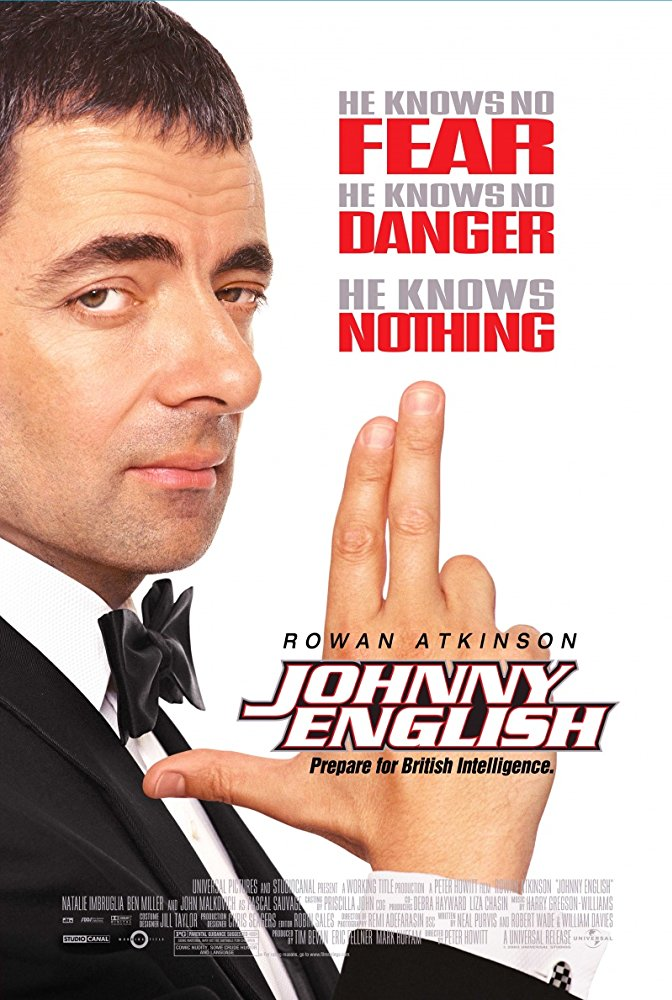 Johnny English 2003 Cut