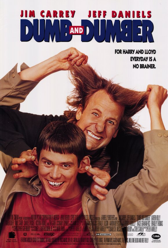 Dumb and Dumber 1994 Cut