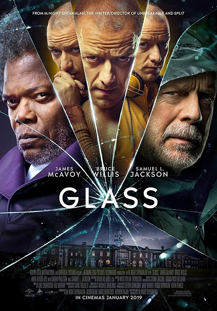 Glass 2019 Cut