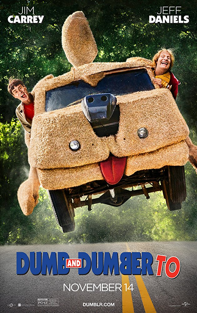 Dumb and Dumber To 2014 Cut