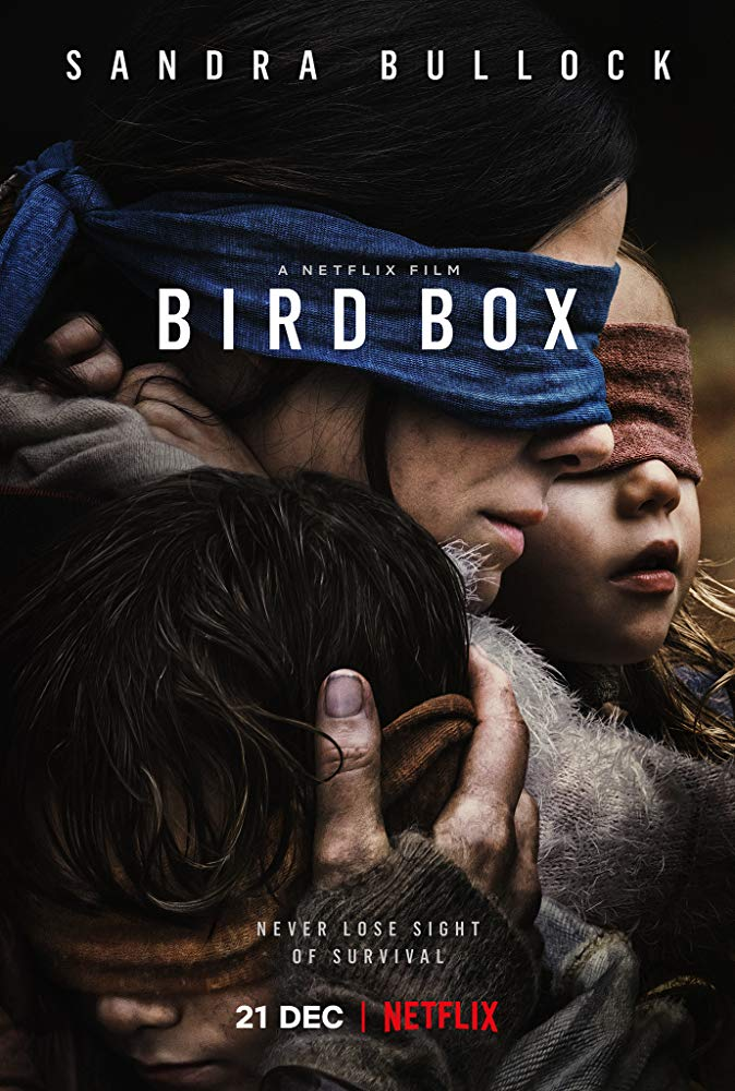 Bird Box 2018 Cut