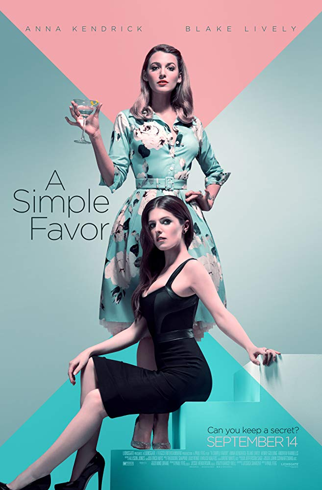 A Simple Favor 2018 Cut