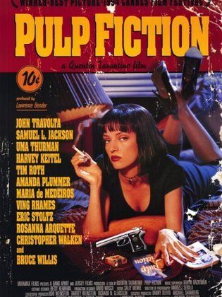 Pulp Fiction 1994 Cut