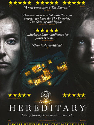 Hereditary 2018 Cut