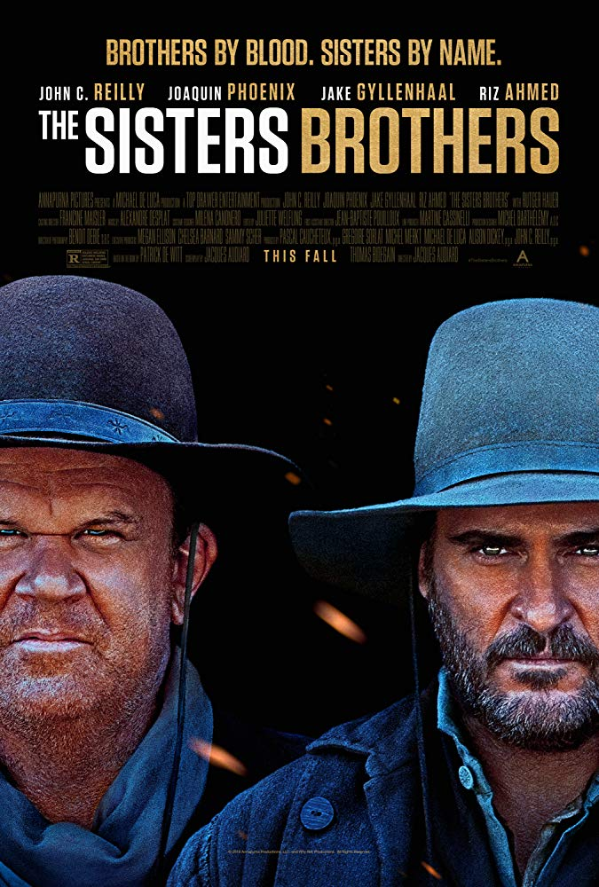 The Sisters Brothers 2018 Cut