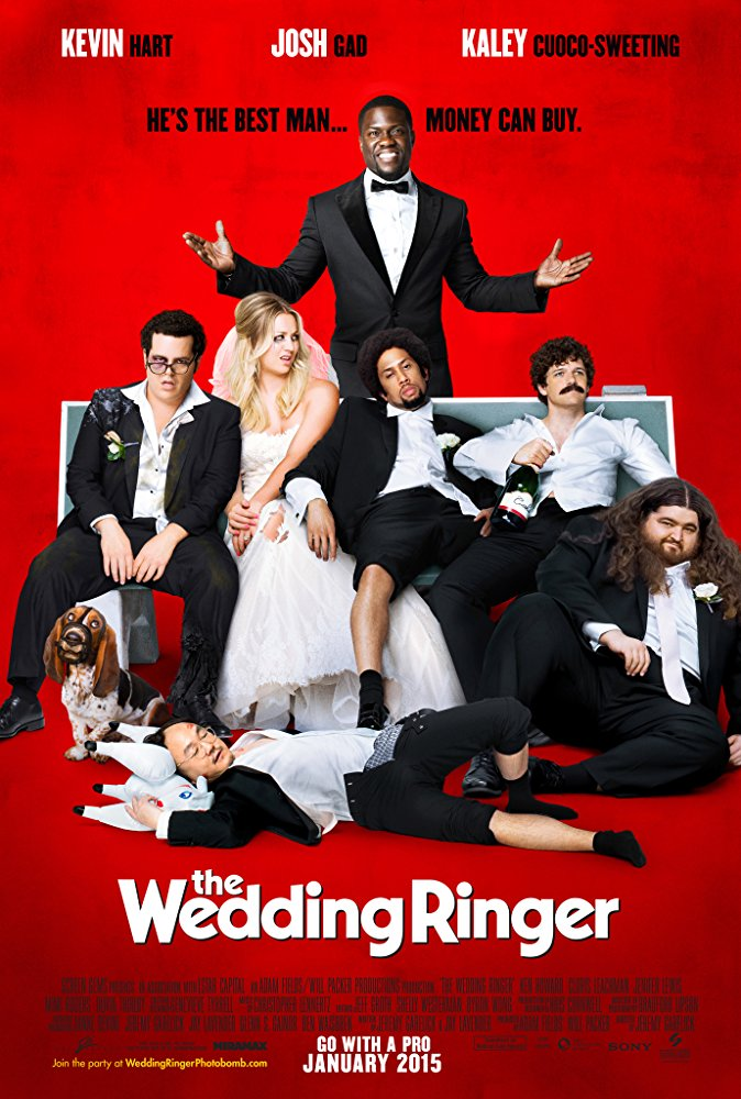 The Wedding Ringer 2015 Cut