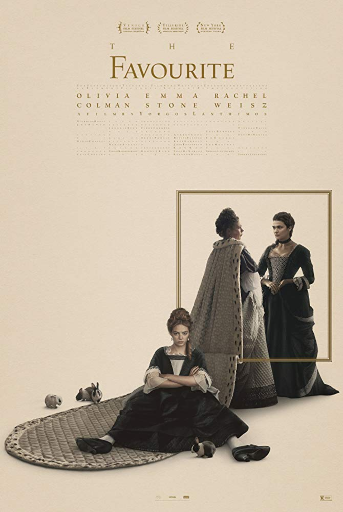 The Favourite 2018 Cut