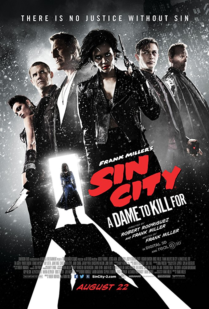 Sin City: A Dame to Kill For 2014 Cut