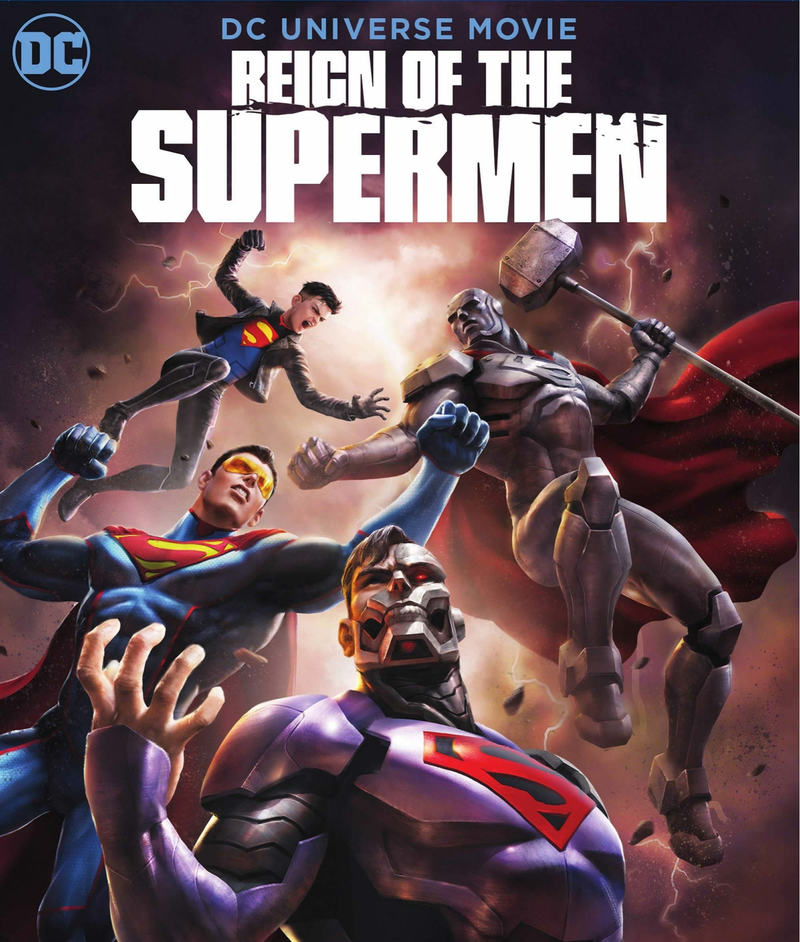 Reign of the Supermen 2019